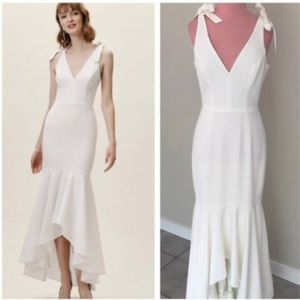 Anthropologie BHLDN Julia Dress NWT